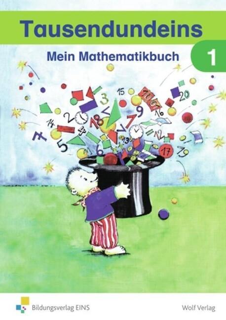 Tausendundeins 1. Schülerbuch. Bayern als Buch