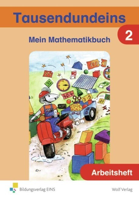 Tausendundeins 2. Arbeitsheft. Bayern als Buch