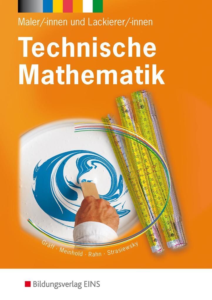 Technische Mathematik Maler/-innen und Lackierer/-innen als Buch