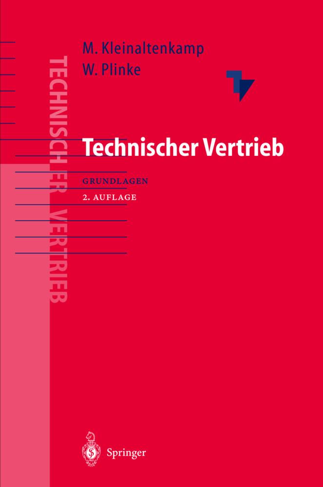 Technischer Vertrieb als Buch
