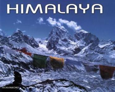 Himalaya als Buch
