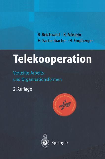 Telekooperation als Buch