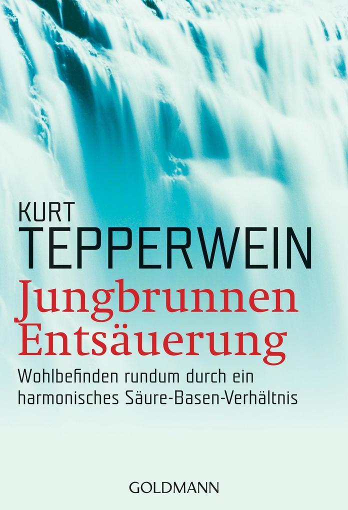 Jungbrunnen Entsäuerung als Taschenbuch