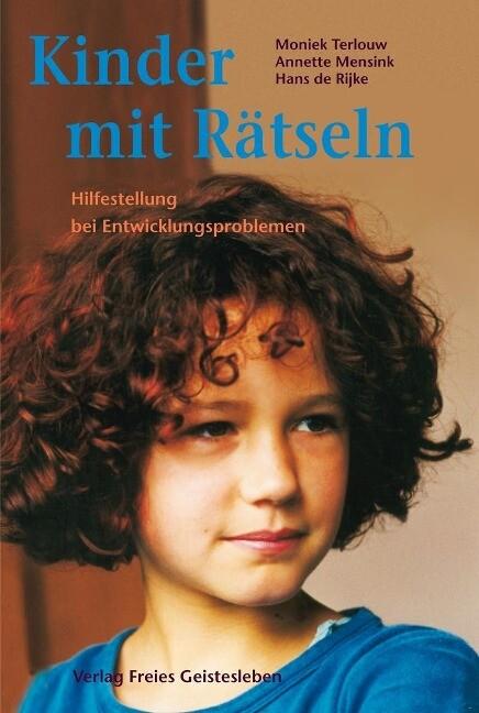 Kinder mit Rätseln als Buch
