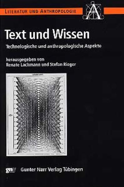 Text und Wissen als Buch