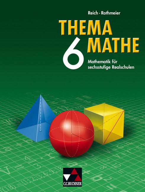 Thema Mathe 6. Neu als Buch