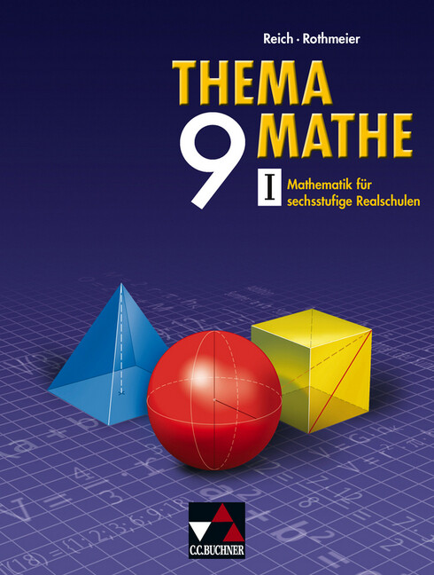 Thema Mathe 9/1 Neu als Buch