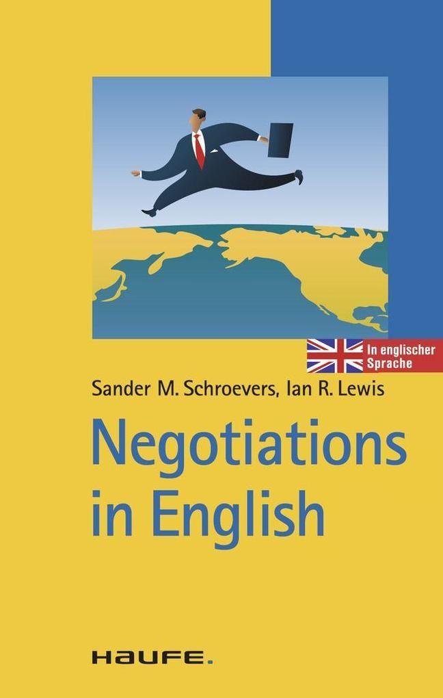 Negotiations in English als eBook