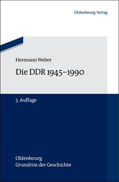 Die DDR 1945-1990 als Buch