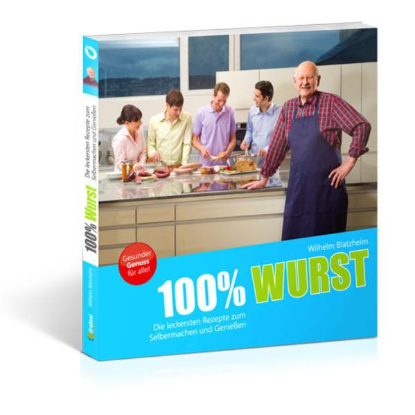 100% Wurst als Buch