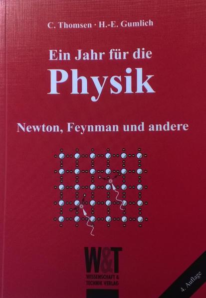 Ein Jahr für die Physik als Buch