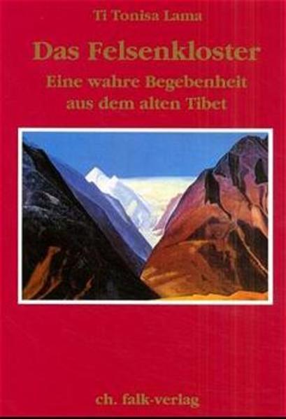 Das Felsenkloster als Buch