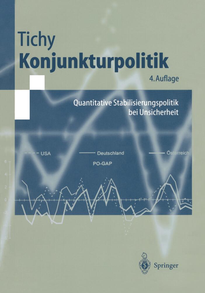 Konjunkturpolitik als Buch