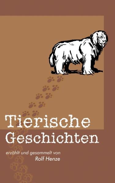 Tierische Geschichten als Buch