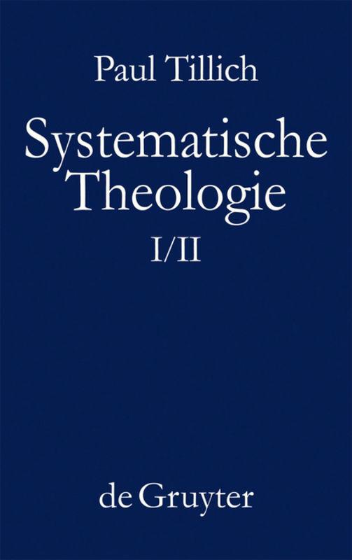 Systematische Theologie. Band 1/2 als Buch