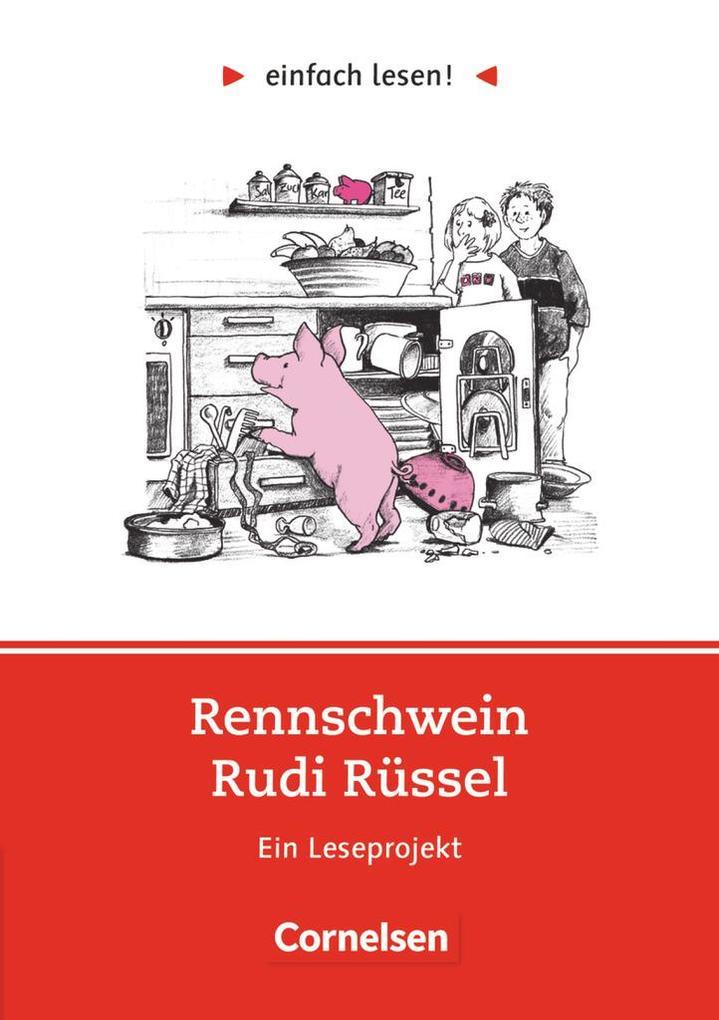 einfach lesen! Rennschwein Rudi Rüssel. Aufgaben und Übungen als Buch (kartoniert)