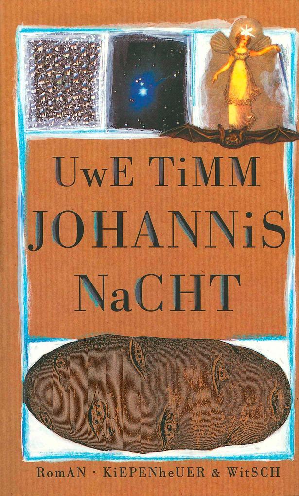 Johannisnacht als Buch