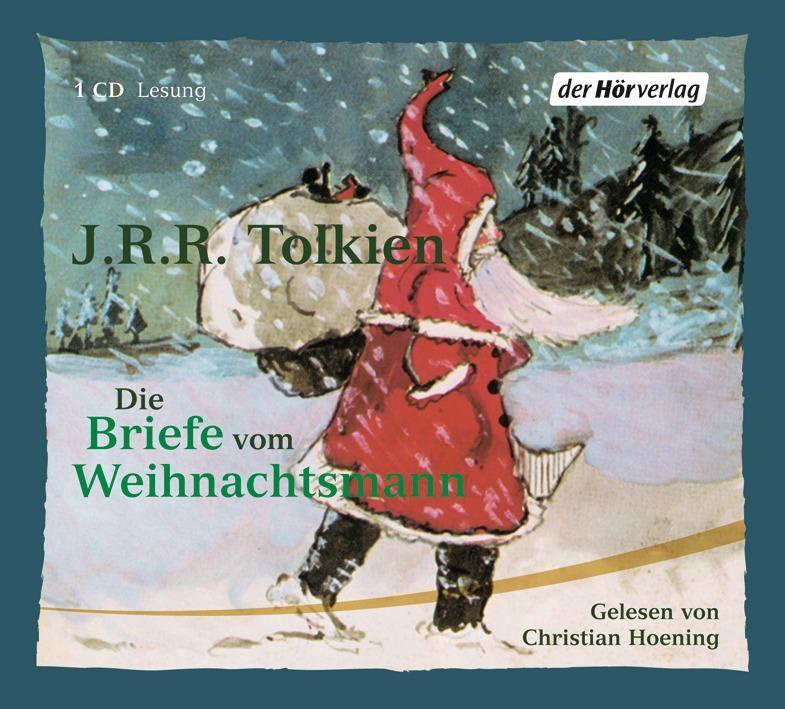Die Briefe vom Weihnachtsmann. CD als Hörbuch