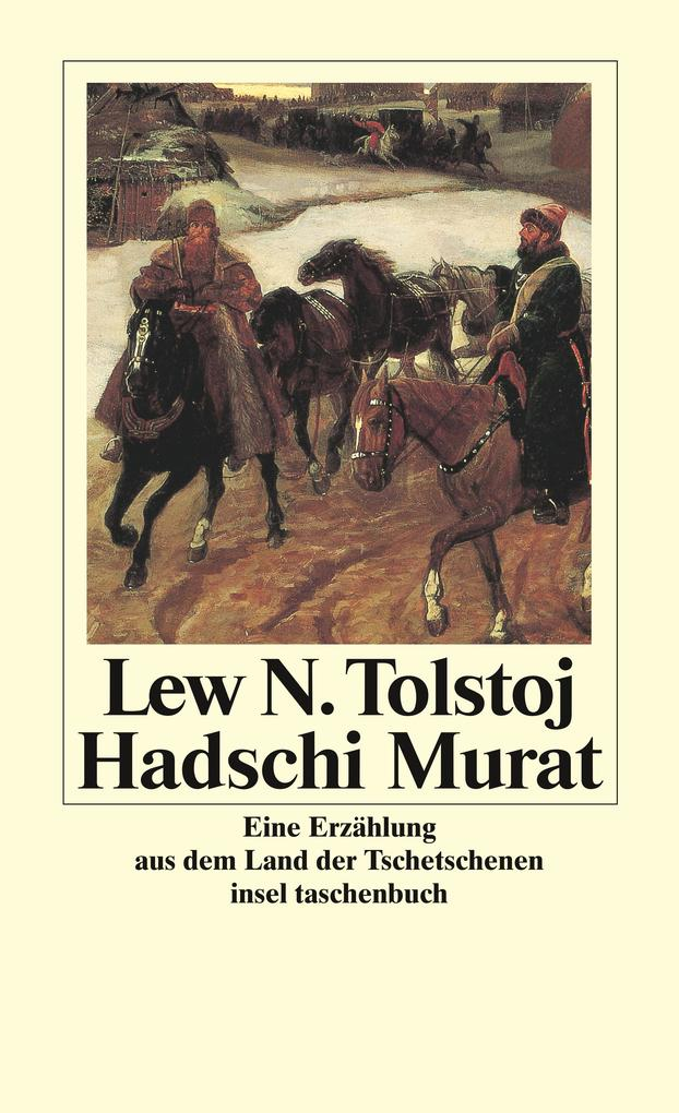 Hadschi Murat als Taschenbuch