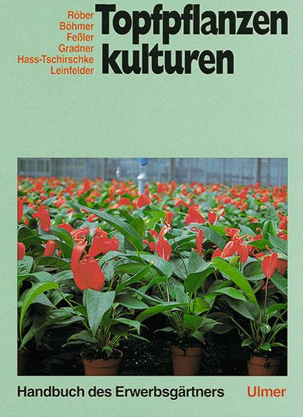 Topfpflanzenkulturen als Buch
