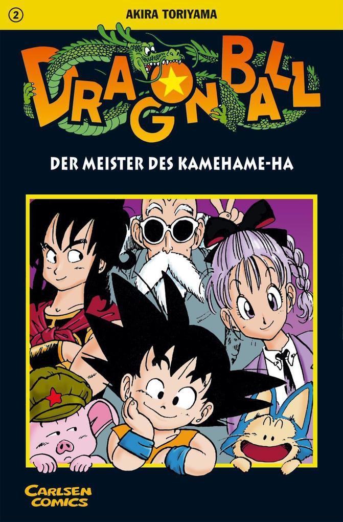 Dragon Ball 02. Der Meister des Kamehame-Ha als Buch