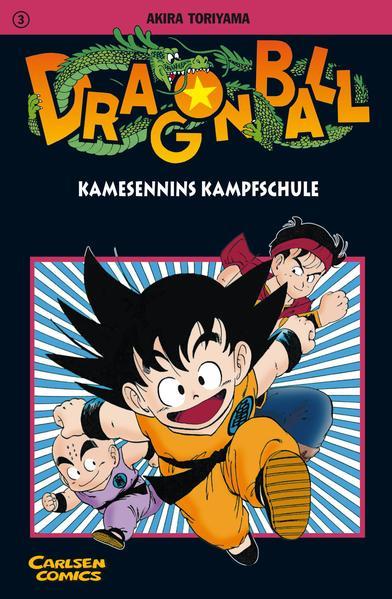 Dragon Ball 03. Kamesennins Kampfschule als Buch