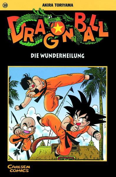 Dragon Ball 10. Die Wunderheilung als Buch (kartoniert)