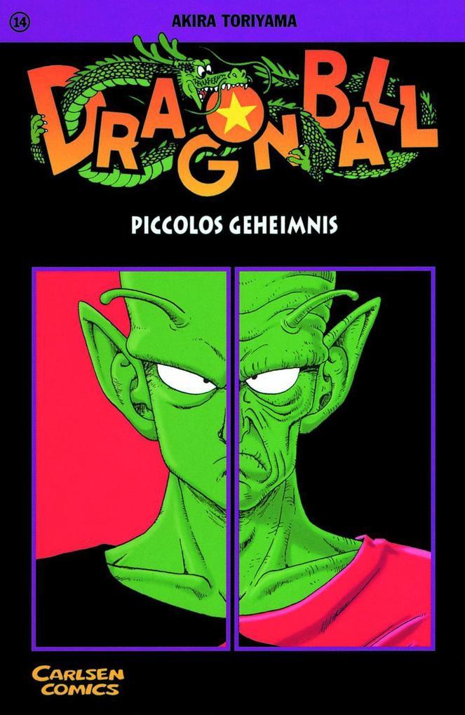 Dragon Ball 14. Piccolos Geheimnis als Buch