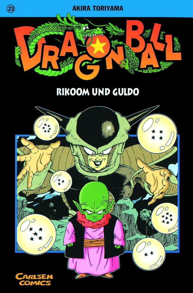 Dragon Ball 23. Rikum und Gorodo als Buch