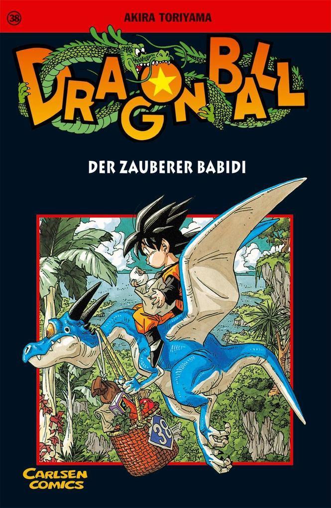 Dragon Ball 38. Der Zauberer Babidi als Buch