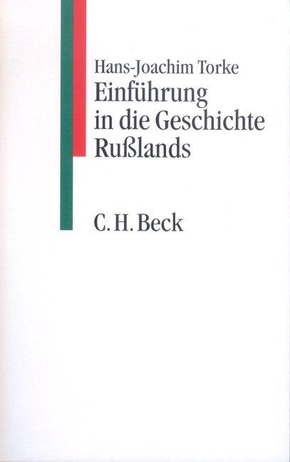Einführung in die Geschichte Rußlands als Buch