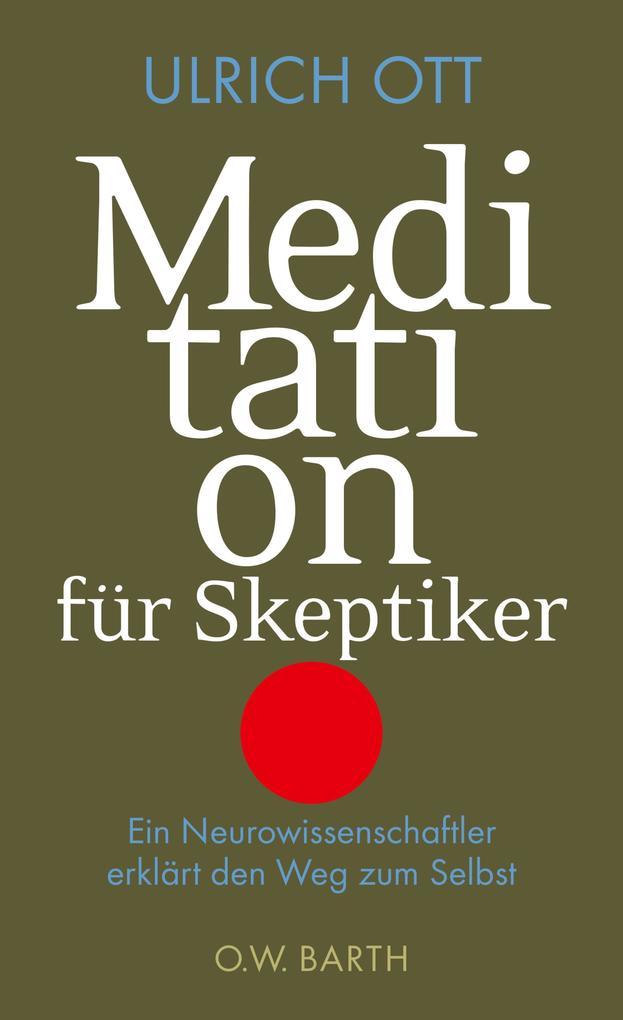 Meditation für Skeptiker als eBook