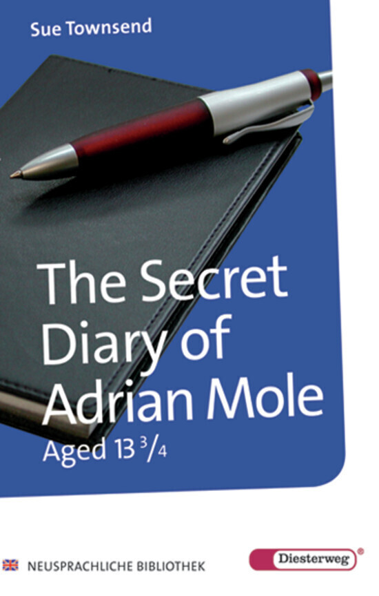 The Secret Diary of Adrian Mole Aged 13 3/4 als Buch