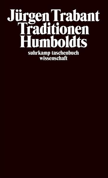 Traditionen Humboldts als Taschenbuch