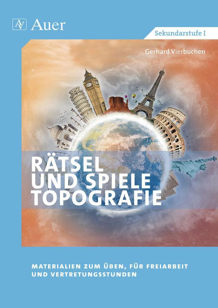 Training Topografie als Buch