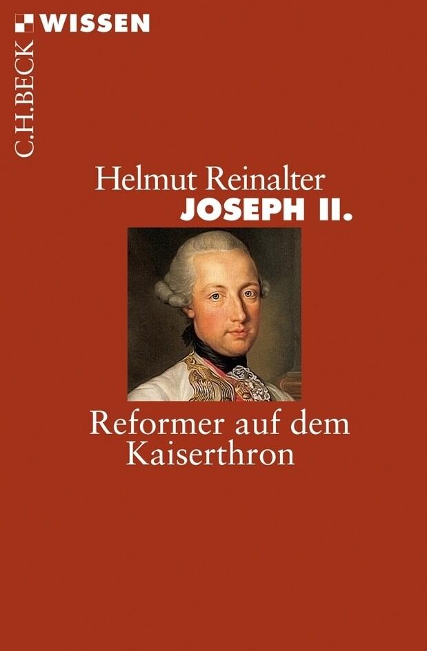 Joseph II als Taschenbuch