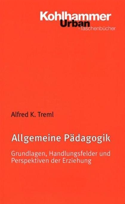 Allgemeine Pädagogik als Taschenbuch
