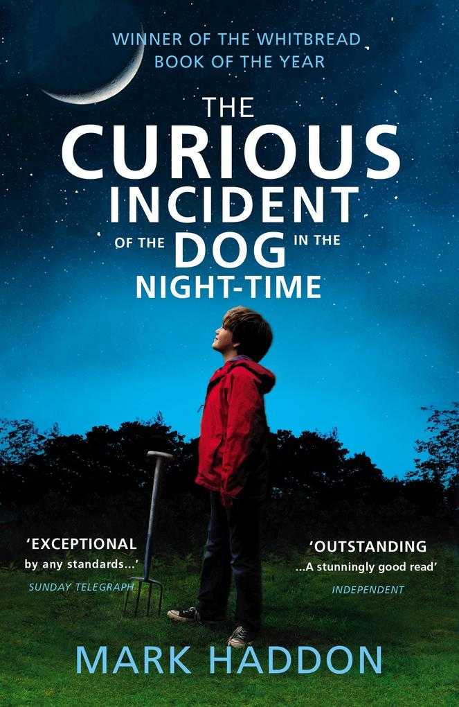haddon's the curious incident of the Curious incident of the dog in the night time by mark haddon available in trade  paperback on powellscom, also read synopsis and reviews.
