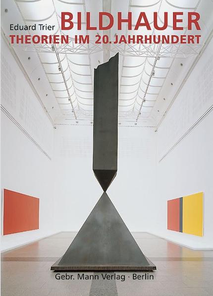 Bildhauertheorien im 20. Jahrhundert als Buch