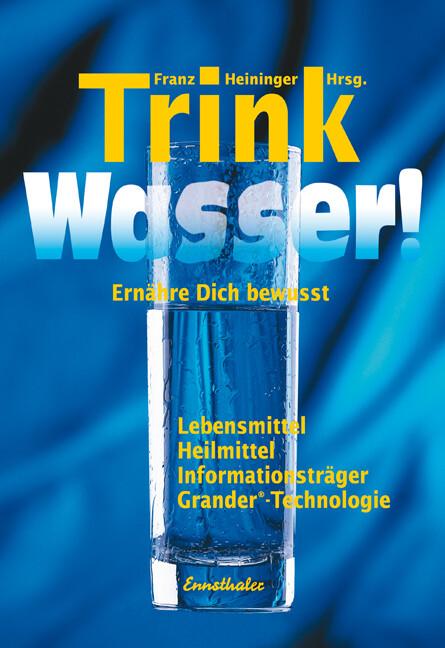 Trink Wasser! als Buch
