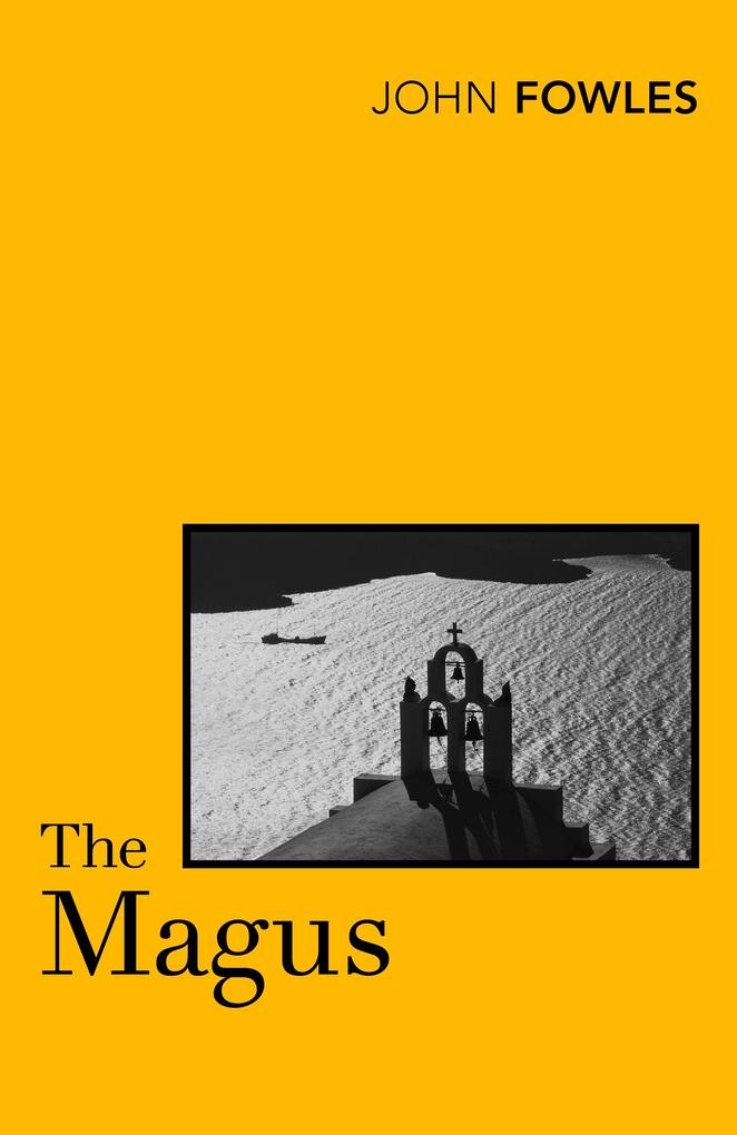 The Magus als eBook