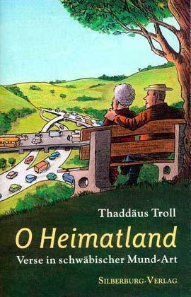 O Heimatland als Buch