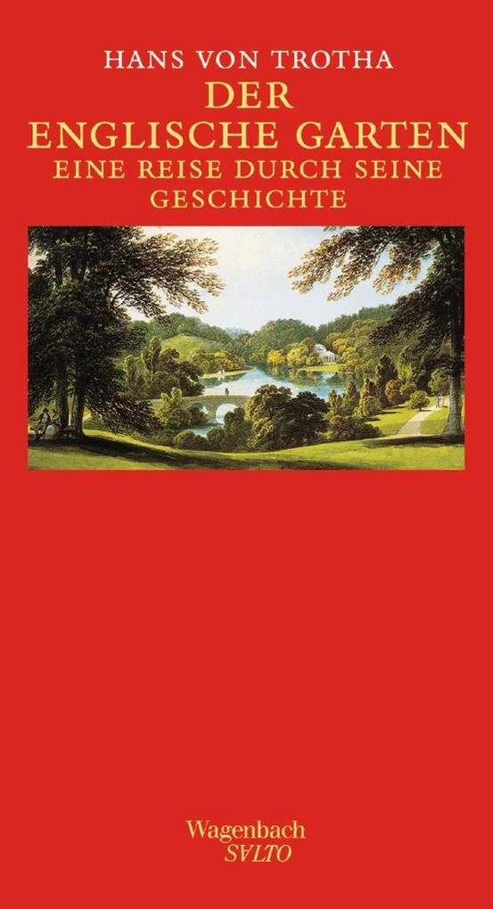 Der Englische Garten als Buch