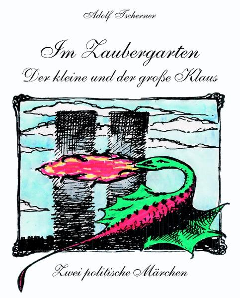 Im Zaubergarten - der Kleine und der große Klaus als Buch