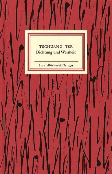 Dichtung und Weisheit als Buch