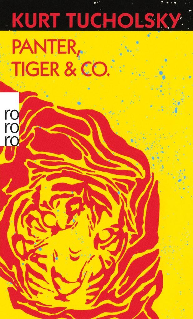 Panter, Tiger & Co. als Taschenbuch