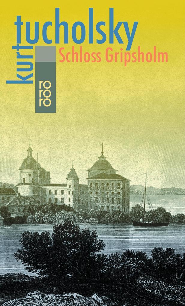 Schloß Gripsholm als Taschenbuch