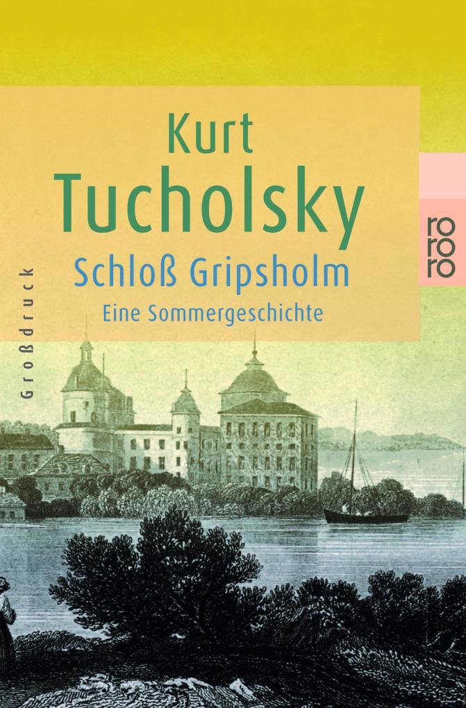 Schloß Gripsholm. Großdruck als Taschenbuch