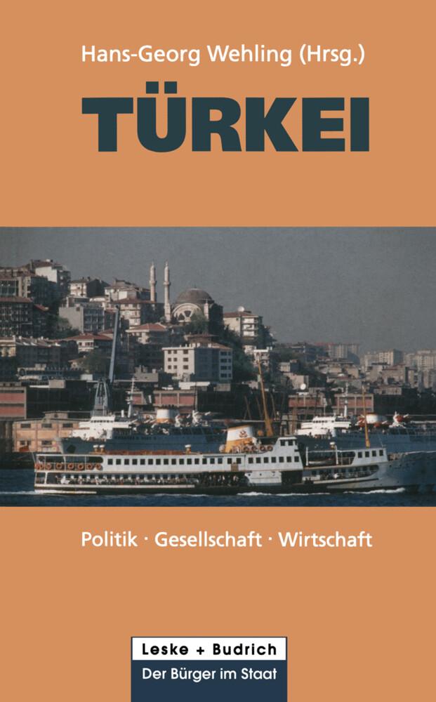 Türkei als Buch