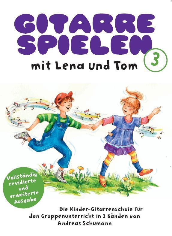 Gitarre Spielen mit Lena und Tom 3